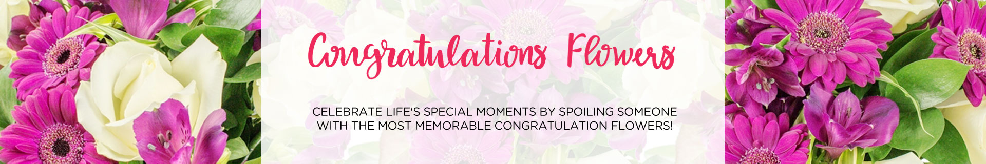 Congratulations Flowers